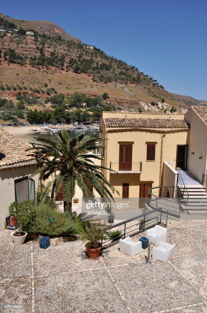 Castellammare Del Golfo Hotel Centarium Trapani Sicily Italy Europe