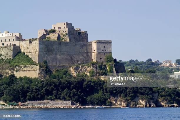 Castello Aragonese of Baia Bacoli Gulf of Pozzuoli Campania Italy