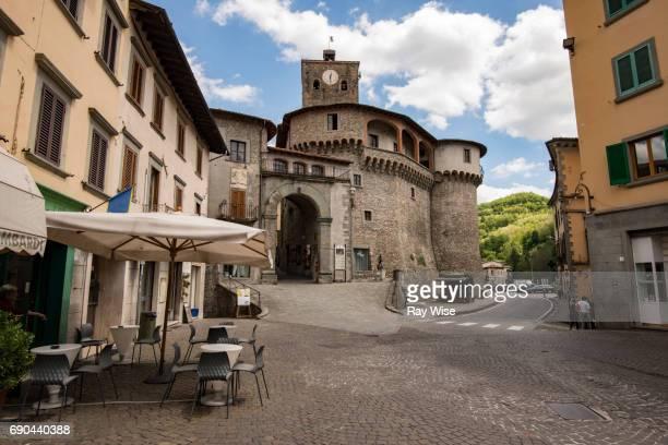 Castelnuovo di Garfagnana, Lucca, Tuscany, Italy.