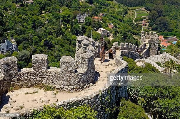 Castelo dos Mouros Dos Mouros Castle Sintra Portugal
