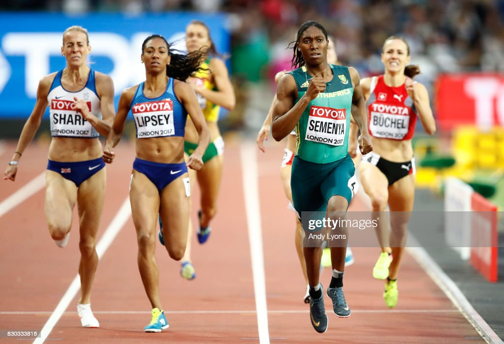 16th IAAF World Athletics Championships London 2017 - Day Eight : Foto jornalística
