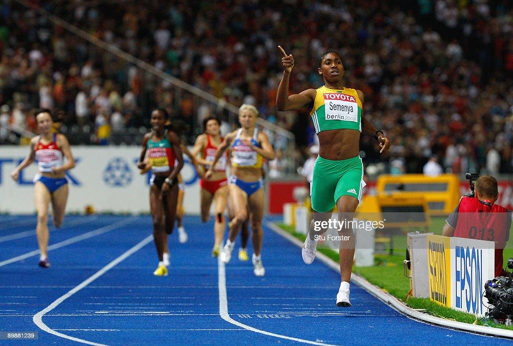 12th IAAF World Athletics Championships - Day Five : ニュース写真