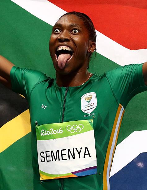 UNS: Game Changers - Caster Semenya