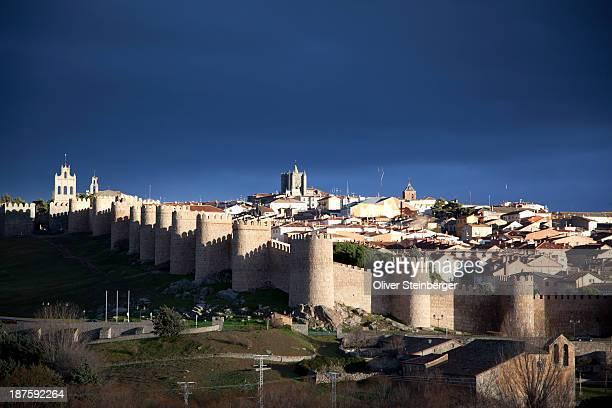 Castilla y Leon, Avila, Spain