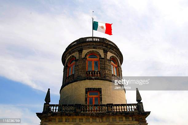 Castillo de Chapultepec of Mexico City host of the FIFA U 17 World Cup June 02 2011 in Mexico City Mexico
