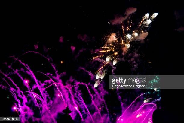 Castillo de fuegos artificiales - Fireworks castle