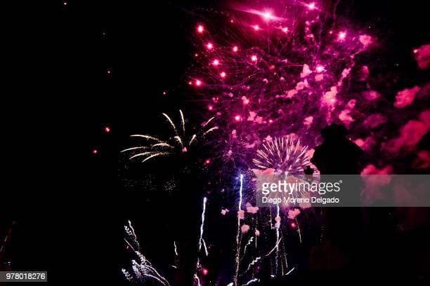 Castillo de fuegos artificiales VI - Fireworks castle VI