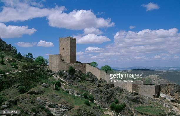 Castillo de la Yedra Cazorla Andalusia Spain