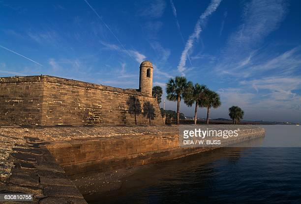 Castillo de San Marcos 16721695 the oldest masonry fort in the continental United States St Augustine Florida United States of America 17th century