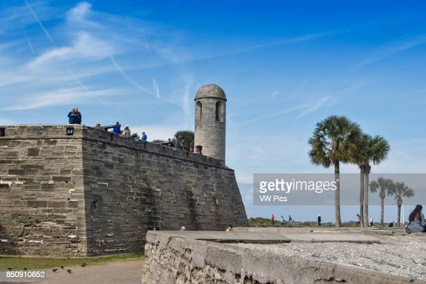 Castillo de San Marcos National Monument Itês the oldest castle in the continental United States anchored the St Augustine defense system The...