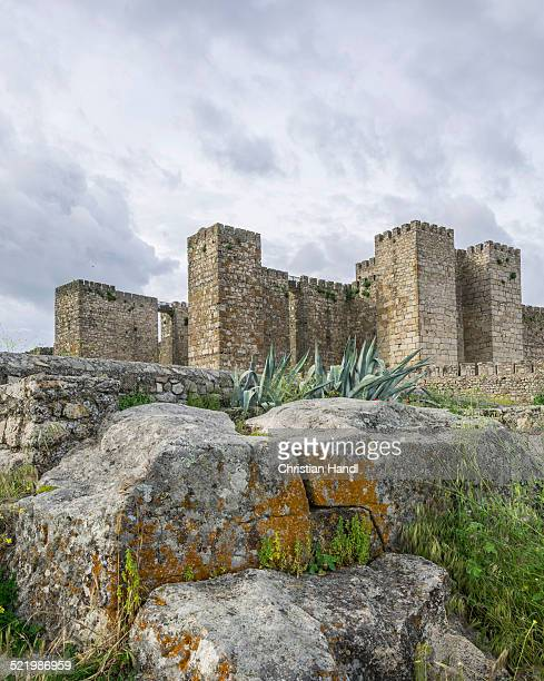 Castillo de Trujillo Castle, Trujillo, Extremadura, Spain