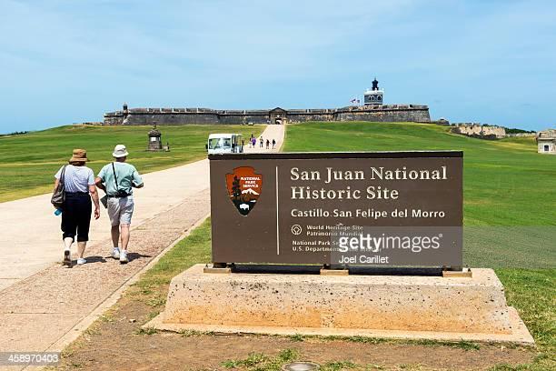 Castillo San Felipe del Morro in Puerto Rico