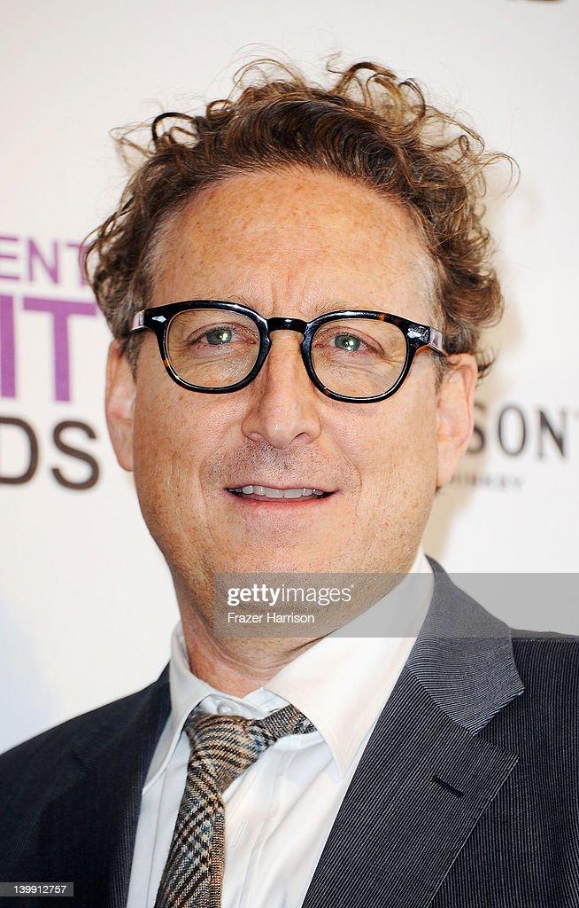 2012 Film Independent Spirit Awards - Press Room : News Photo