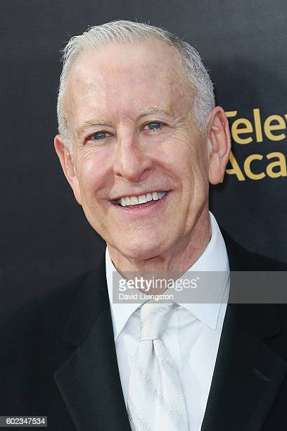 Casting Director Jeff Greenberg attends the 2016 Creative Arts Emmy Awards Day 1 at the Microsoft Theater on September 10 2016 in Los Angeles...