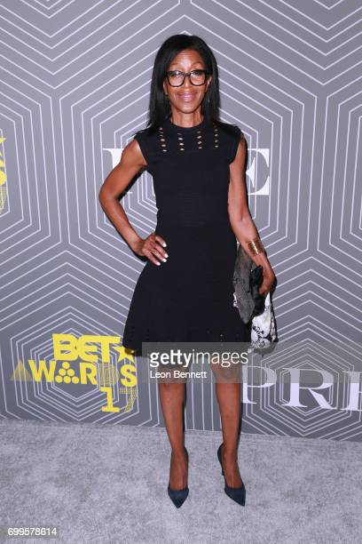 Casting director Robi Reed arrived at the 2017 BET Awards 'PRE' at The London West Hollywood on June 21 2017 in West Hollywood California