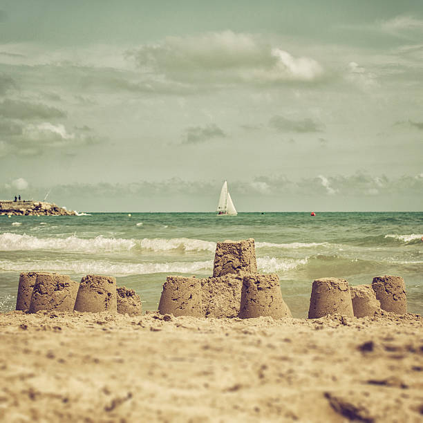 Castle and Sails