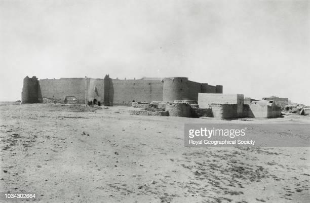 Castle at Ain esSayyid near Kerbela Iraq circa 1933