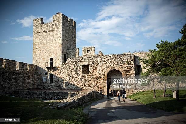 Castle Belgrade, Serbia