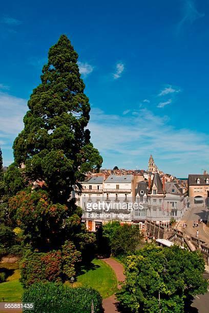 Castle, Blois, Loire Valley, France.