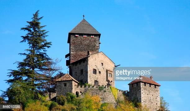 Castle Branzoll Near Klausen. South Tyrol. Italy.