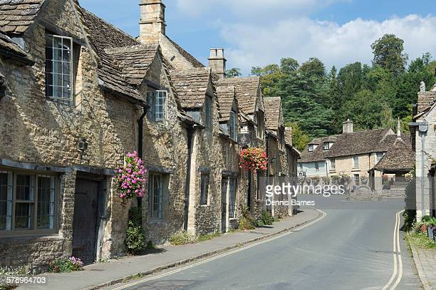 Castle Combe, Water Street, Wiltshire