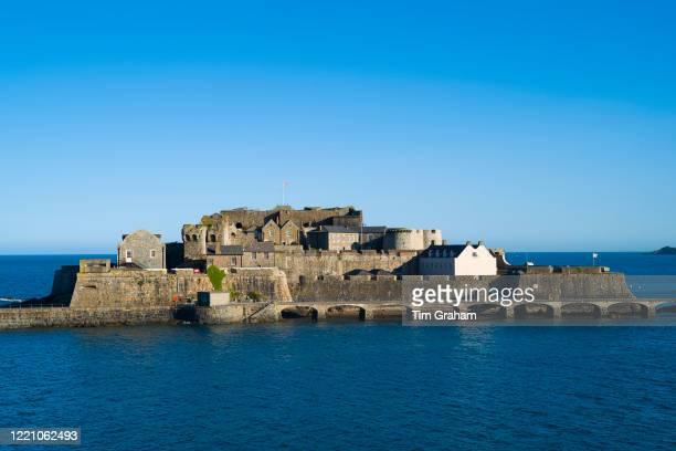 Castle Cornet, St Peter Port, Guernsey, Channel Isles.