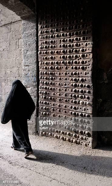 Castle Door, Diyarbakir, Turkey