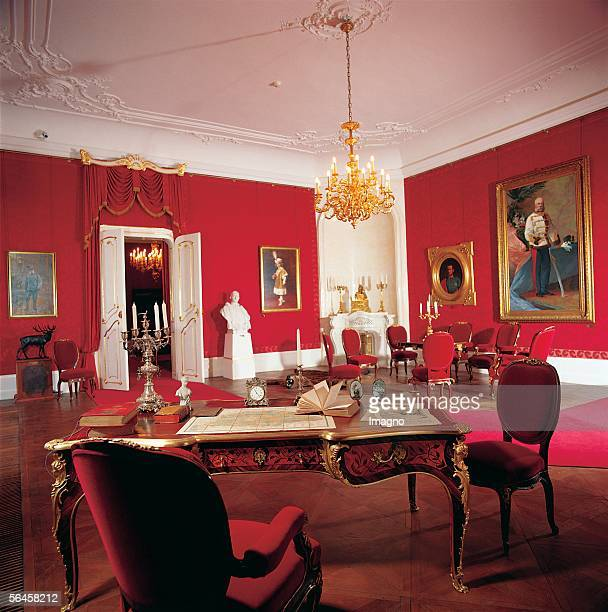 Castle Goedoelloe in Hungary extended by Anton I Earl Grassalkovich from 17431749 adapted again in 1867 as a coronation gift from Hungary for Emperor...