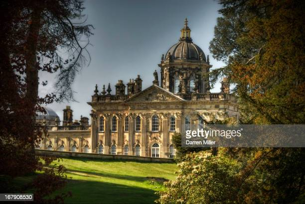 Castle Howard nr Malton, Yorkshire. The originl location used for Brideshead Revisited