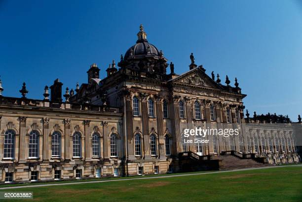 castle howard - malton stock pictures, royalty-free photos & images