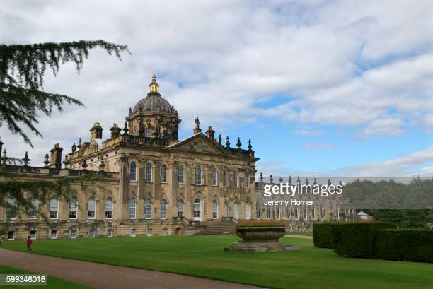 castle howard - york yorkshire stock pictures, royalty-free photos & images