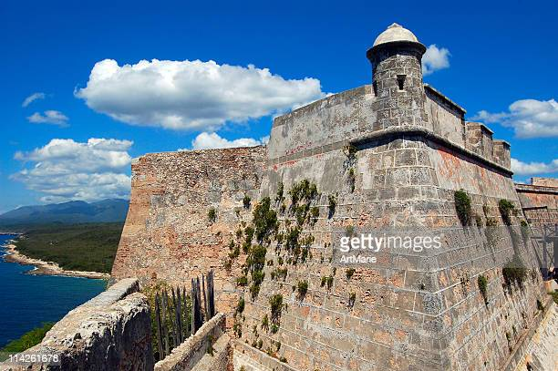 Castle in Santiago-de-Cuba