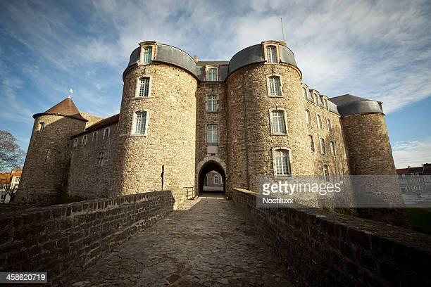 Castle of Boulogne-sur-Mer, France