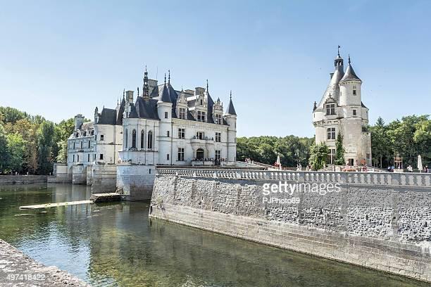 château de chenonceaux - pjphoto69 photos et images de collection