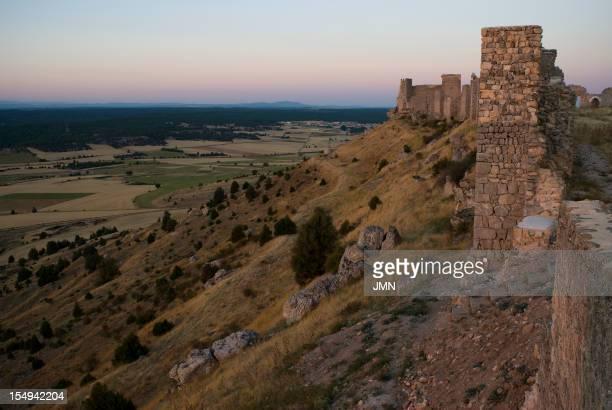 Castle of Gormaz province of Soria Castilla Leon Spain August 2007