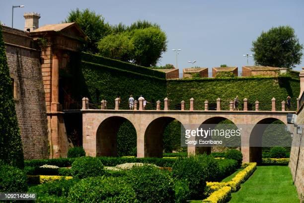 Castle of Montjuic, Barcelona