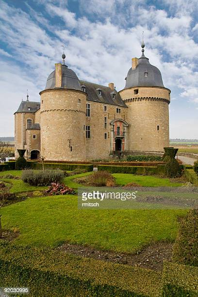 castle of rochefort - castle stock pictures, royalty-free photos & images