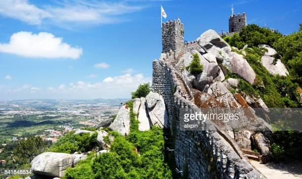 Schloss von den Mauren, Sintra