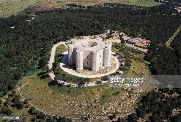 Castle of the Mount 13th century Andria Apulia Italy