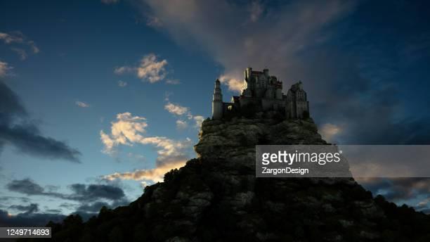 城 - 要塞 ストックフォトと画像