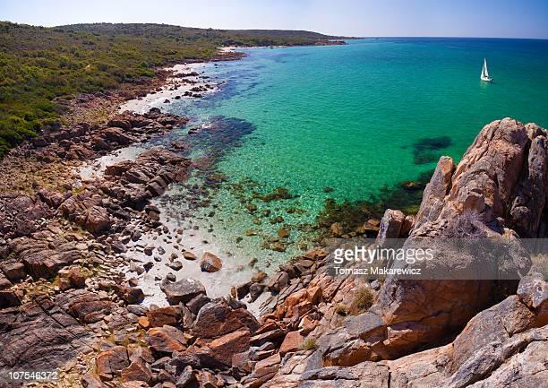 Castle Rock Beach, Western Australia