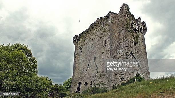 CONTENT] Castle ruin on a hill