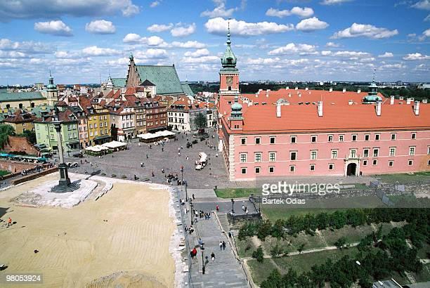 Castle Square and Royal Castle