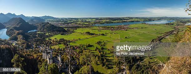Castle valley