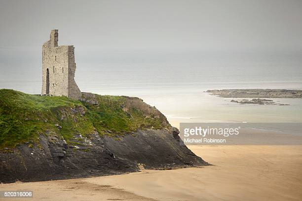 castle western ireland - michael robinson stock pictures, royalty-free photos & images