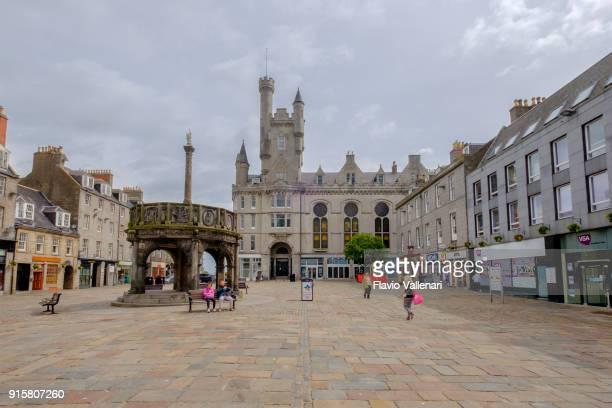Castlegate, Aberdeen - Scotland