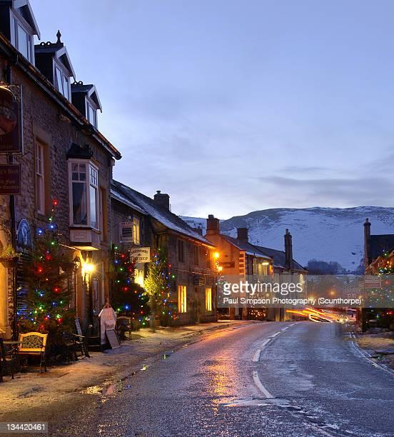 Castleton Christmas lights