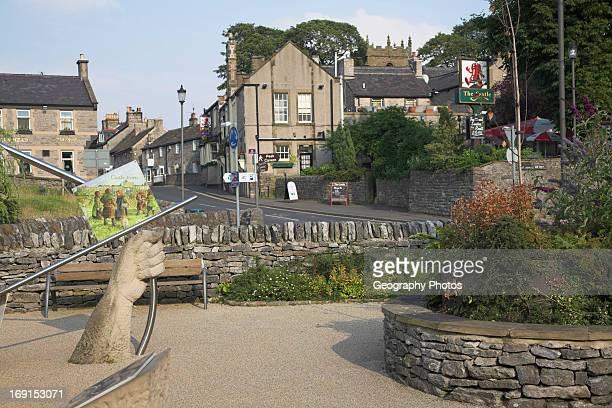 Castleton Derbyshire England