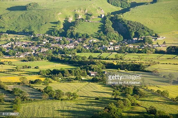 Castleton, Peak District, Derbyshire