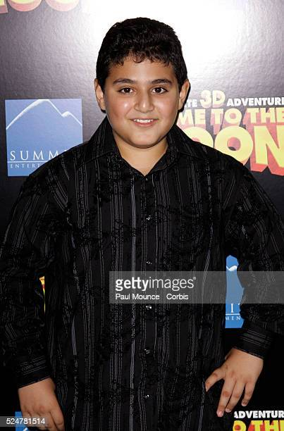 Castmember David Gore arrives at the Los Angeles premiere of the film Fly Me To The Moon held at the Directors Guild of America